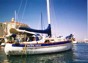 Used Sea Eagle Cruiser Sailboat For Sale