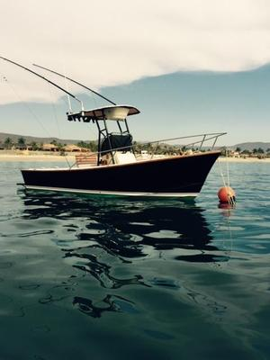 Used Blackman Center Console Fishing Boat For Sale