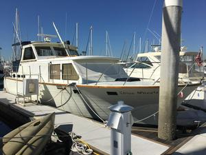 Used Roughwater Pilot House Aft Cabin Boat For Sale