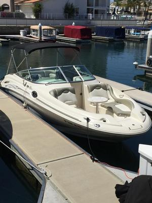 Used Sea Ray 270 Sundeck High Performance Boat For Sale