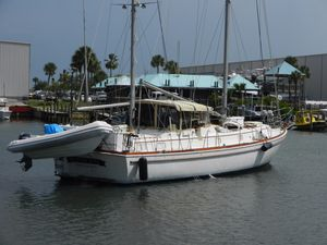 Used Gulfstar 53 Ketch Motorsailer Sailboat For Sale