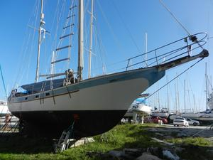 Used Durbeck 46 Great Cabin Ketch Cruiser Sailboat For Sale
