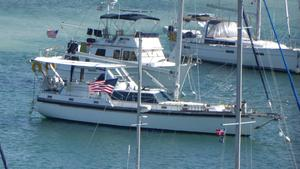 Used Gulfstar 47 Sailmaster Deck Saloon Sailboat For Sale