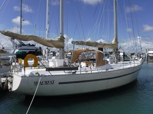 Used Bruce Roberts Ketch Sailboat For Sale