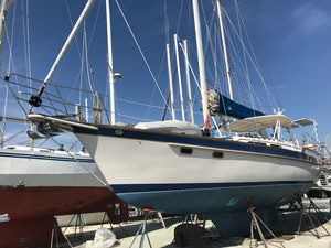 Used Irwin 43 Mkiii Center Cockpit Sailboat For Sale