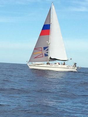 Used Moody 376 Cruiser Sailboat For Sale