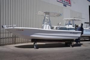 Used Seahunter 24 Bay Saltwater Fishing Boat For Sale