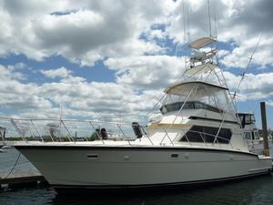 Used Hatteras 48 Convertible Fishing Boat For Sale