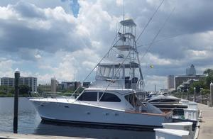 Used Post 42 Sportfish Convertible Fishing Boat For Sale