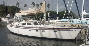 Used Brewer 44 Pilothouse Cutter Pilothouse Sailboat For Sale