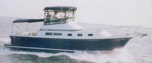Used Albin 32 Plus 2 Command Bridge Sports Fishing Boat For Sale