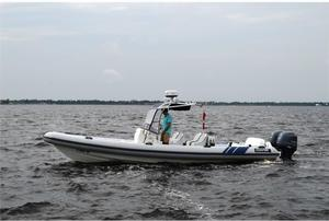 Used Scorpion Rib Center Console Center Console Fishing Boat For Sale