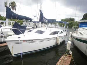 Used Hunter 260 Racer and Cruiser Sailboat For Sale