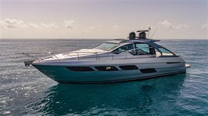 New Pershing 5X IPS Express Cruiser Boat For Sale
