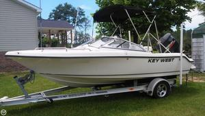 Used Key West 186 DC Bowrider Boat For Sale