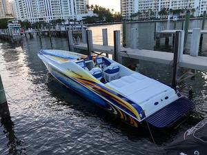 Used Power Play 38 High Performance Boat For Sale