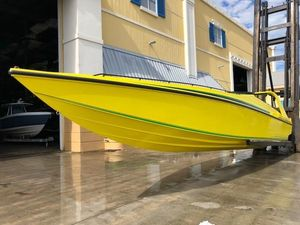 Used Sonic Usa Powerboats 42SS High Performance Boat For Sale