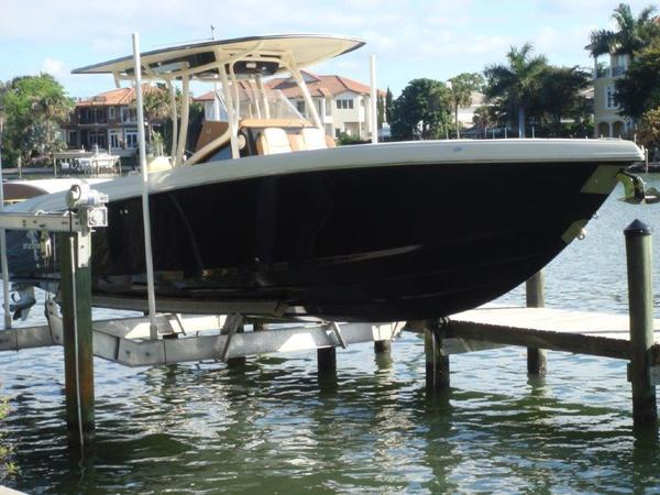 Used Statement 35 SUV Center Console Fishing Boat For Sale