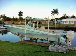 Used Statement 35 CC Center Console Fishing Boat For Sale