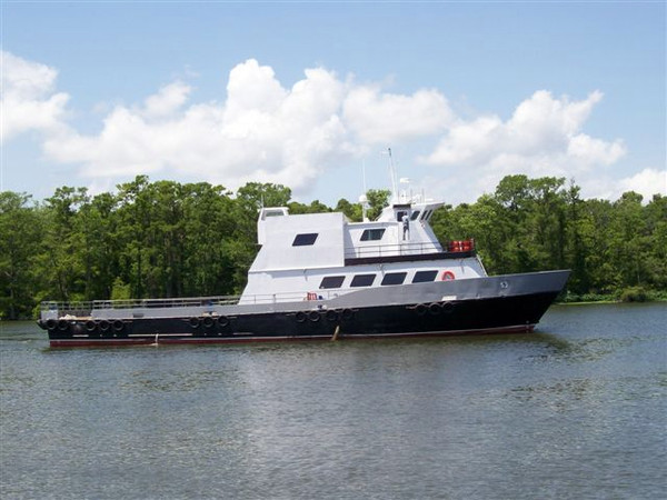 Used Alumaship Inc. Commercial Boat For Sale