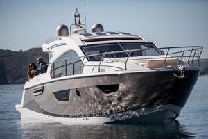 New Sessa C42 Motor Yacht For Sale
