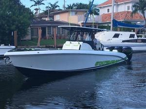 New Statement 38 Center Console Fishing Boat For Sale