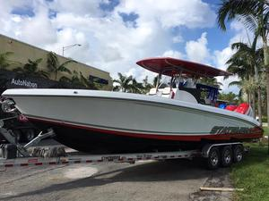 New Statement 35 SUV Center Console Fishing Boat For Sale