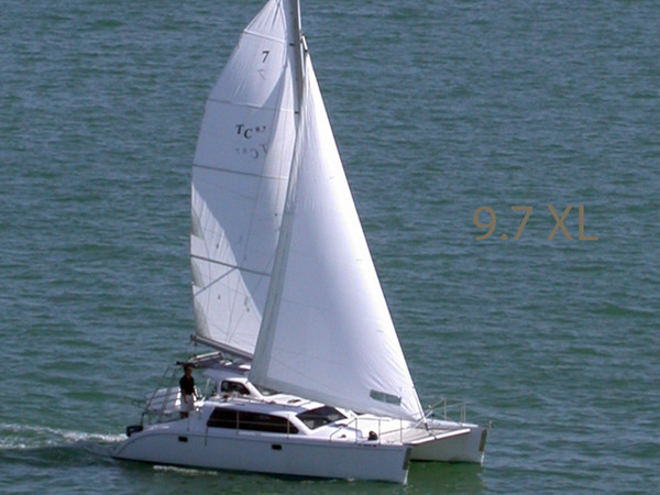 New Tomcat Boats 970 S Catamaran Sailboat For Sale