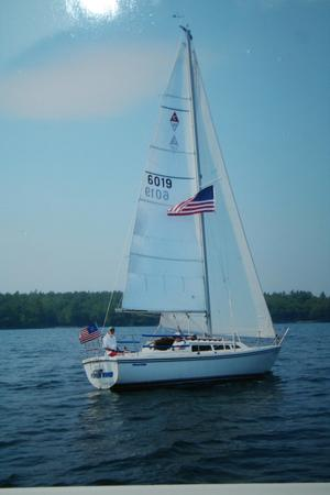 Used Catalina 27 Cruiser Sailboat For Sale