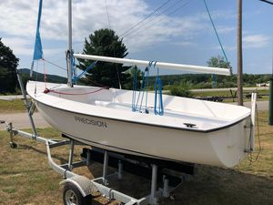 New Precision 15 Keel Daysailer Sailboat For Sale
