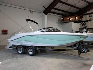 New Scarab 215 Jet Boat High Performance Boat For Sale