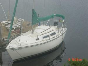 Used Catalina 25 Daysailer Sailboat For Sale