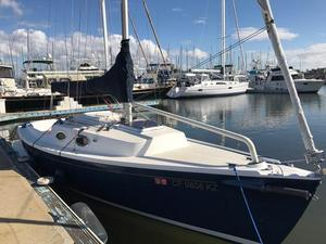Used Schock Harbor 25 Sloop Sailboat For Sale