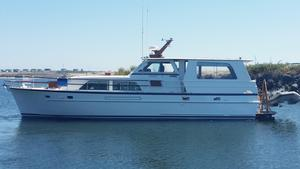 Used Matthews Custom TRI Cabin Flushdeck Motor Yacht For Sale
