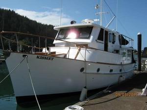 Used Bluewater Trawler Boat For Sale