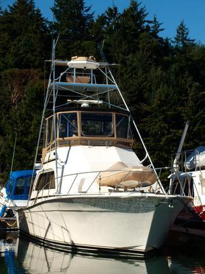 Used Egg Harbor Sport Fisherman Sports Cruiser Boat For Sale