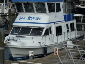 Used Corsair Custom Pilothouse 4200/47 Motor Yacht For Sale
