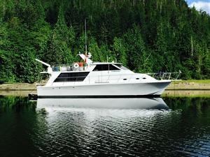 Used Canoe Cove 46 Pilothouse Motor Yacht For Sale