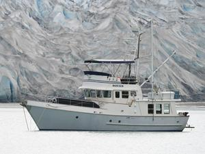 Used Nordhavn 46 Pilothouse Trawler Boat For Sale