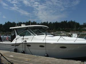 Used Tiara 3500 Open Express Cruiser Boat For Sale