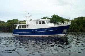 Used Real Ships 57 Pilothouse Trawler Boat For Sale