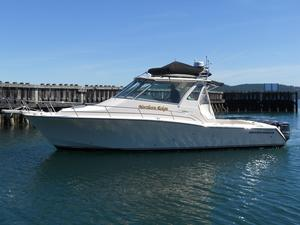 Used Grady-White 370 Express Cruiser Boat For Sale