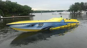 Used Apache Shark High Performance Boat For Sale