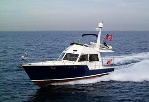 Used Island Pilot Ip395 1 Stateroom Trawler Boat For Sale