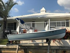 Used Release Classic 15 Skiff Tender Boat For Sale