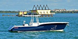 New Stoner 28 Center Console Inboard Center Console Fishing Boat For Sale