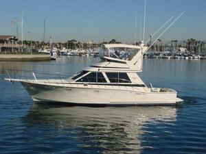 Used Tollycraft 40 Sport Sedan Convertible Fishing Boat For Sale