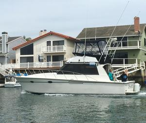 Used President 37 FB Sports Fishing Boat For Sale