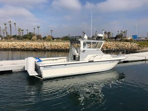 Used Radon Power Saltwater Fishing Boat For Sale