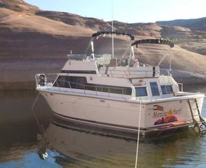 Used Trojan TRI Fly Aft-cabin Aft Cabin Boat For Sale